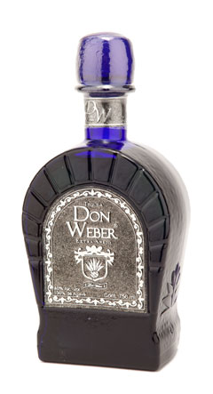 Don Weber Extra Anejo Tequila