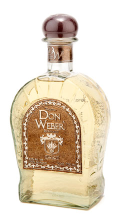 Don Weber Tequila Reposado