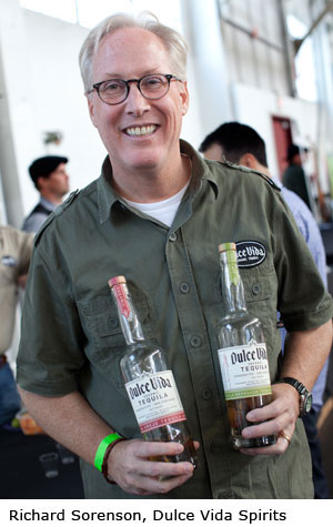 Richard Sorenson of Dulce Vida Tequila