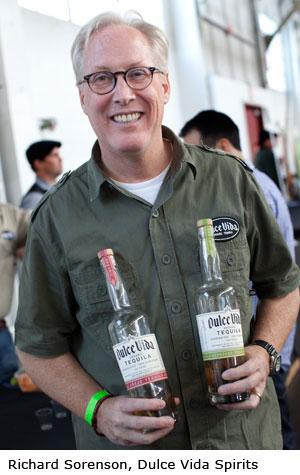 Richard Sorenson de Dulce Vida Tequila