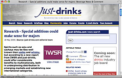 just-drinks website