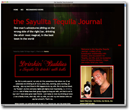 Sayulita Tequila Journal