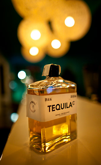 Condesa DF's house tequila