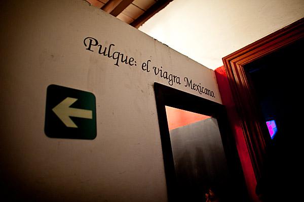 Pulque: el viagra Mexicana.