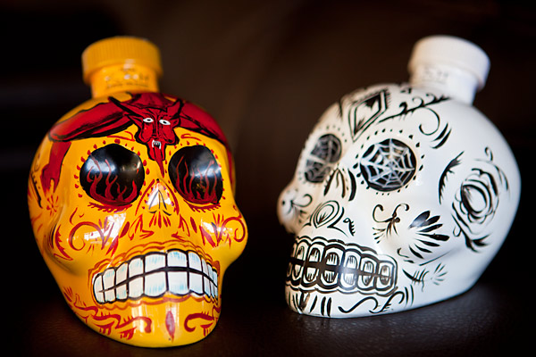 Kah tequila (reposado and blanco)