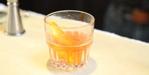Tequila Sazerac (Old Fashioned)