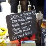 Casa Noble cocktail