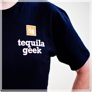 Tequila Geek T-Shirt!