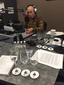 Avram Goldman, KSVY Radio, Sonoma