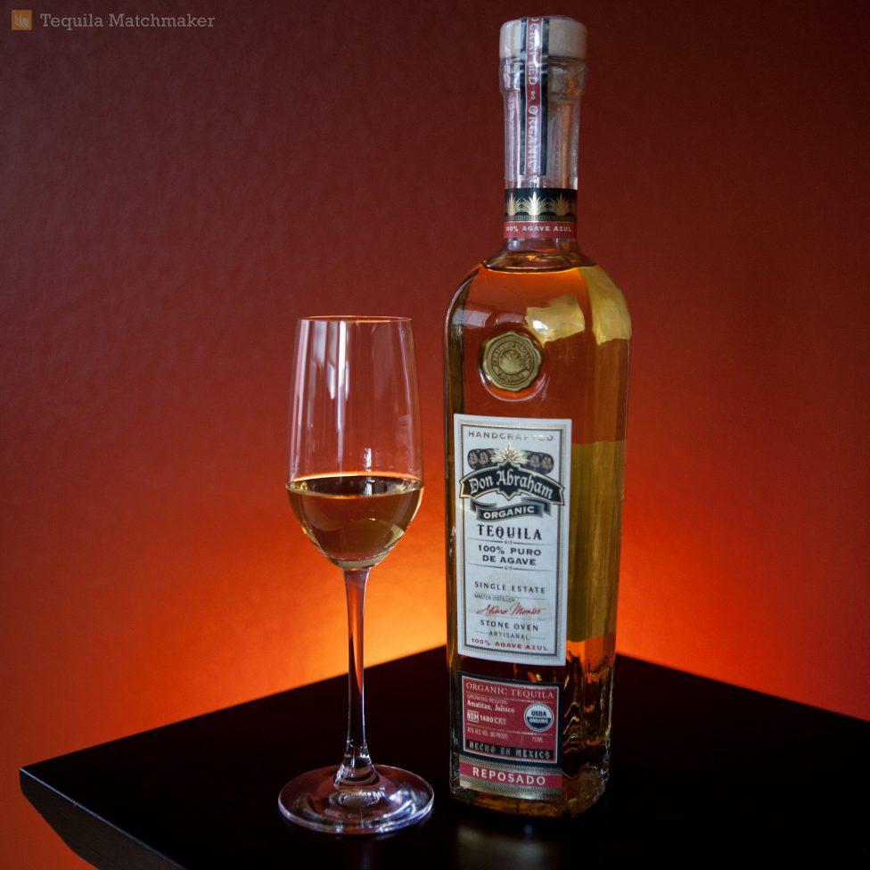 Don Abraham Reposado Tequila