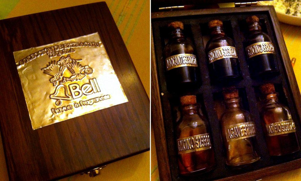 Kit de aditivos de tequila
