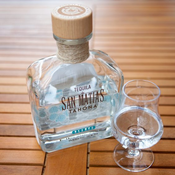 San Matias Tahona Tequila Blanco