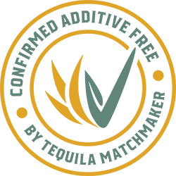 Confirmed Additive-Free Tequila