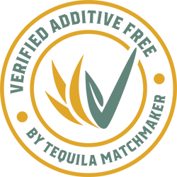 Verified Additive-Free Tequila
