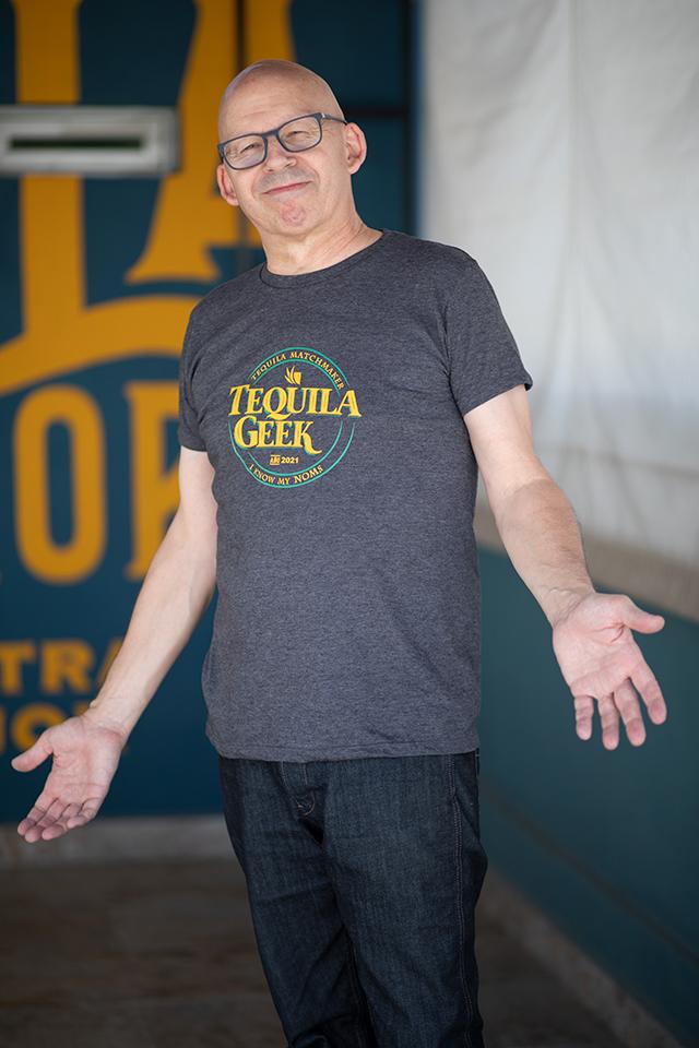 Tequila Geek T-Shirt (Men's)