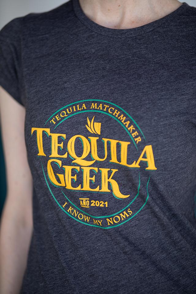 Tequila Geek T-Shirt